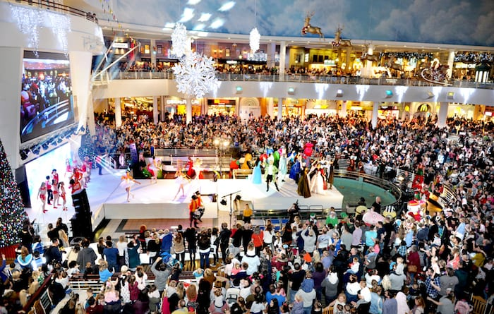 A magical Christmas toy parade is returning to intu Trafford Centre - with Paw Patrol, Teletubbies and more I Love Manchester