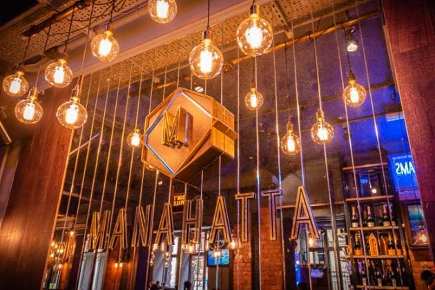 Sneak peek inside glamorous new Deansgate bar serving espresso martinis on tap to the beat of New York I Love Manchester