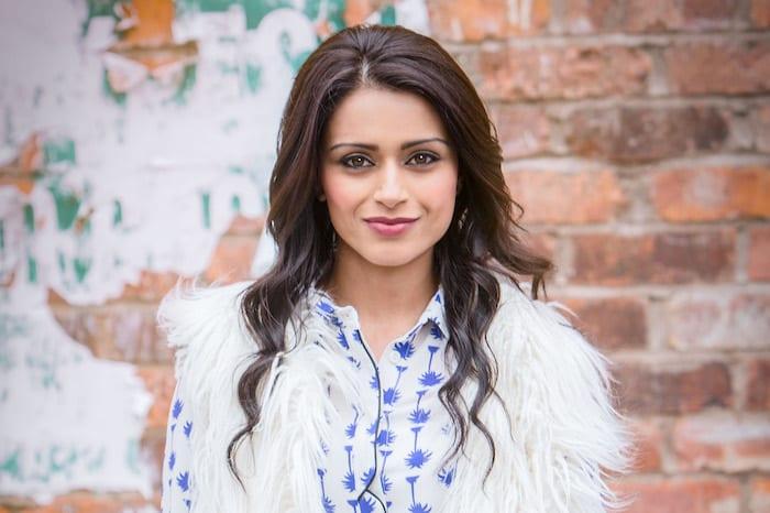 Corrie's Bhavna Limbachia and her wedding dress designer Zeynep Kartal join forces for MCR Fashion Festival I Love Manchester