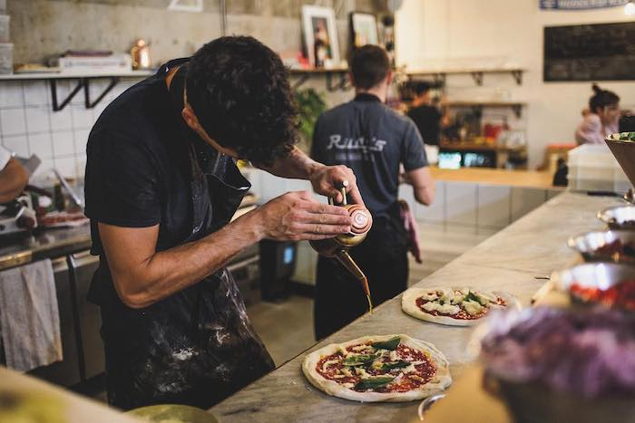 The 10th best pizza in the WORLD is from Manchester I Love Manchester