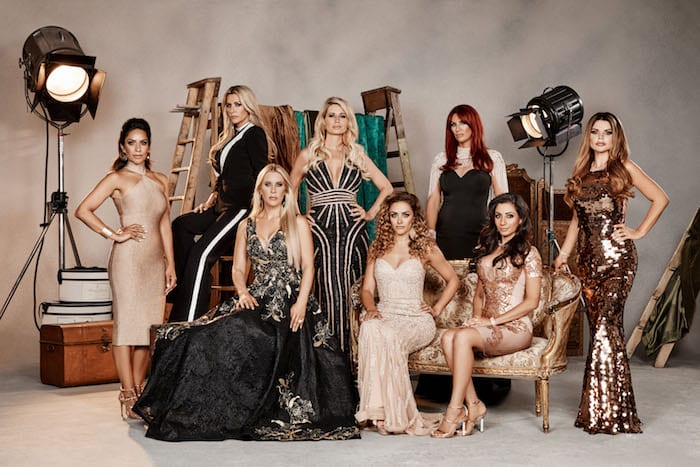 Meet the Real Housewives of Cheshire's newest cast member:  cosmetic dentist Hanna Miraftab I Love Manchester