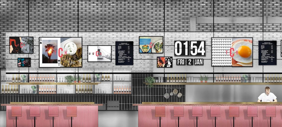 New Ancoats restaurant The Counter House reveals launch date I Love Manchester