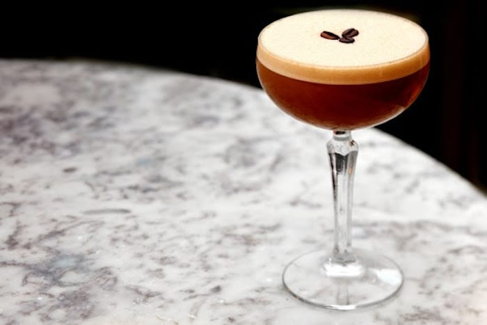 Be the first to try cocktails from The Ivy before it opens its new restaurant in Manchester I Love Manchester