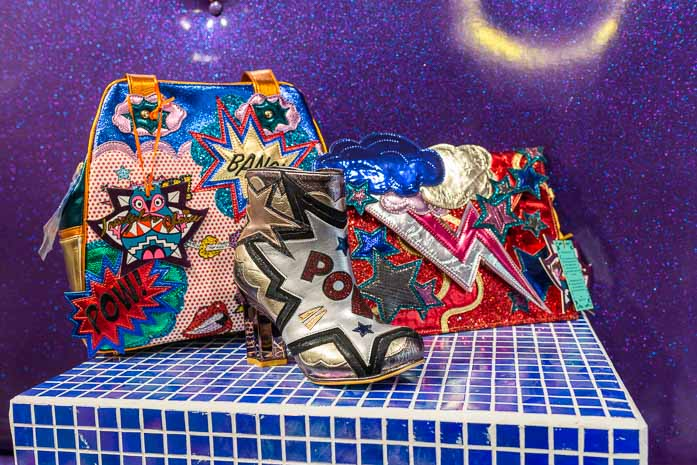Irregular Choice opens in Manchester with quirky heels and Disney-themed shoes I Love Manchester