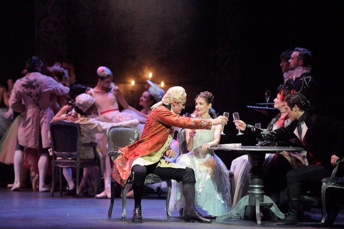 Review: English National Ballet's Manon at the Opera House I Love Manchester