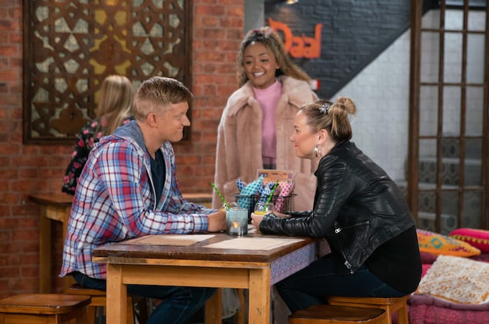 Corrie spoilers: Sally's trial begins, Tim gets arrested and Brian in trouble in week ahead I Love Manchester