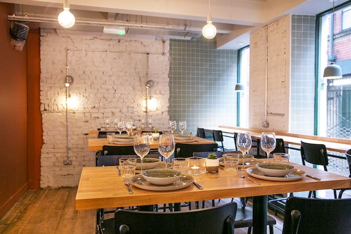 Posh kebab restaurant BAB launches in Northern Quarter - alongside new Berlin-inspired Honey Trap Club I Love Manchester