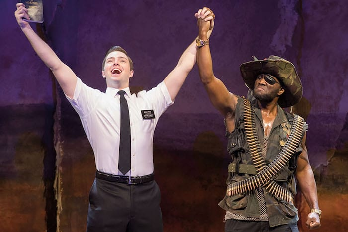Hit musical The Book of Mormon is coming to Manchester for the first time I Love Manchester