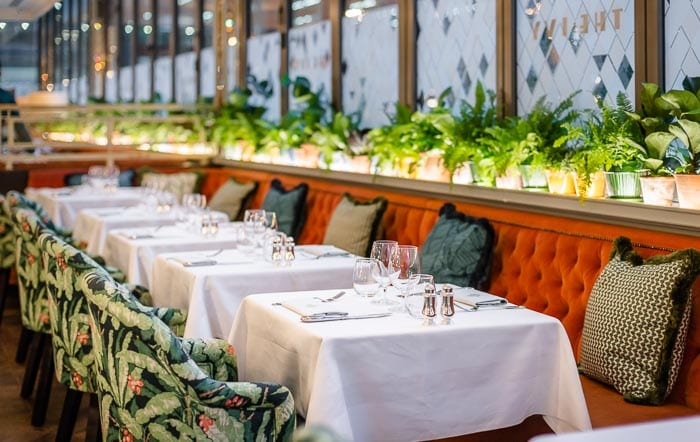 First look inside The Ivy Spinningfields before it opens this month - what's it like? I Love Manchester