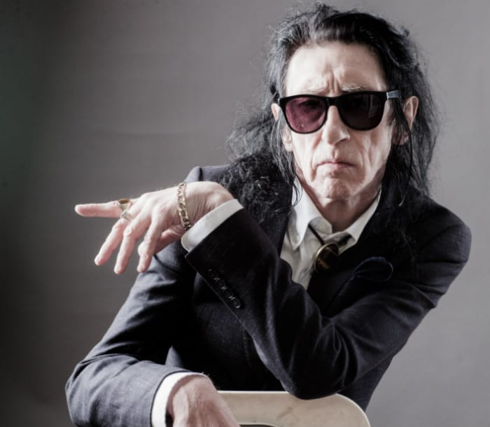 Dr John Cooper Clarke on meat and potato pies - and the difference between Manchester and Salford I Love Manchester