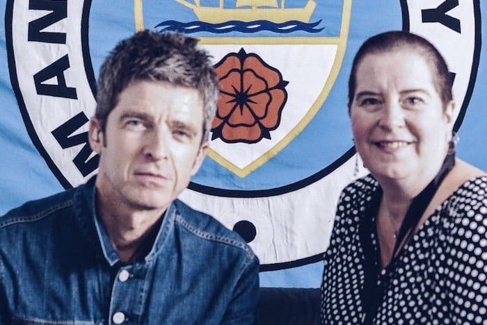 Meet the Horwich photographer whose candid shots of Noel Gallagher reveal what really happens on tour I Love Manchester