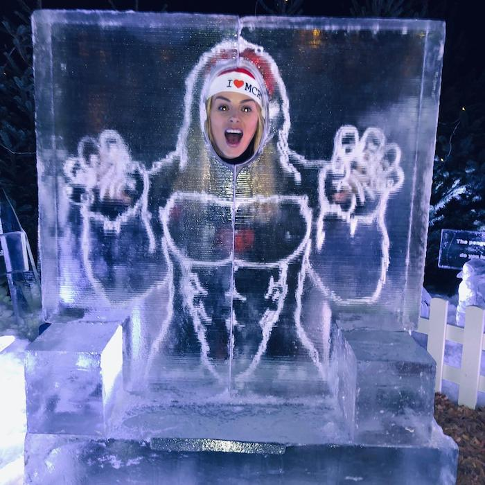 The Ice Village is open in Manchester - here's what to expect I Love Manchester