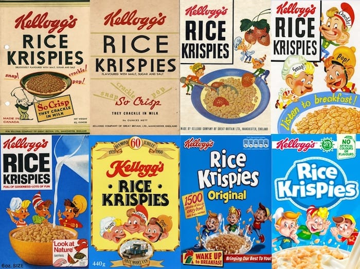 Rice Krispies celebrates 90th birthday - and UK production began here in Manchester I Love Manchester