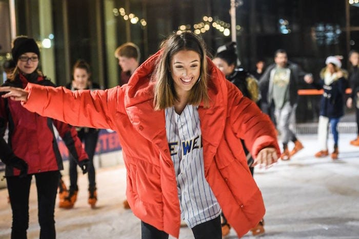 The Manchester Ice Rink is returning to First Street - here's how to get tickets I Love Manchester