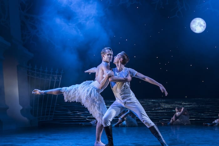 Swan Lake at The Lowry: Matthew Bourne's modern ballet returns - and it's a triumph I Love Manchester