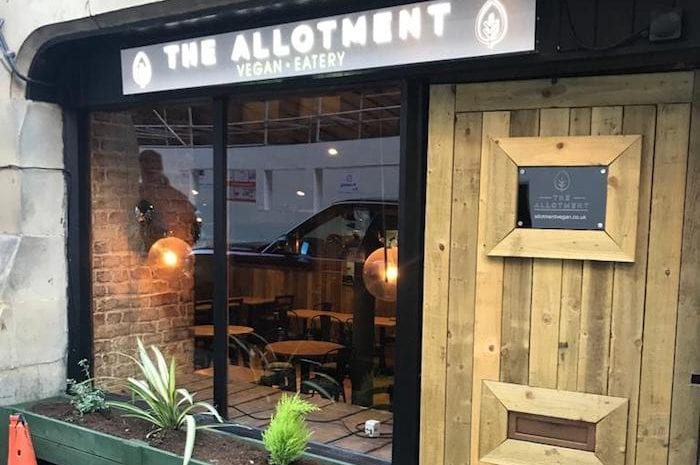 Chef Matthew Nutter is leaving Allotment Vegan restaurant - just months after relocating to Manchester I Love Manchester
