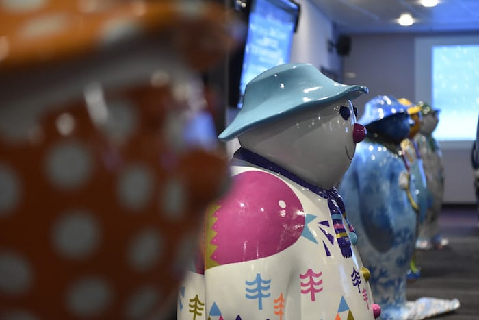 Walking with The Snowman art trail kicks off Christmas festivities at MediaCityUK I Love Manchester