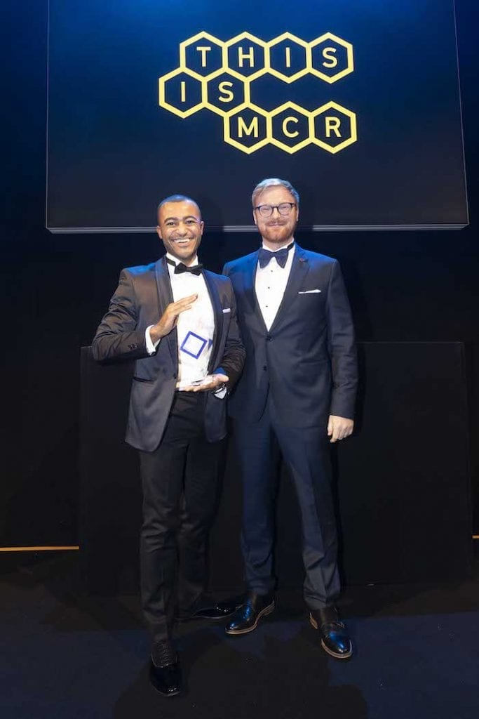 This Is Manchester Awards return for second year to celebrate the city's talent and community spirit I Love Manchester