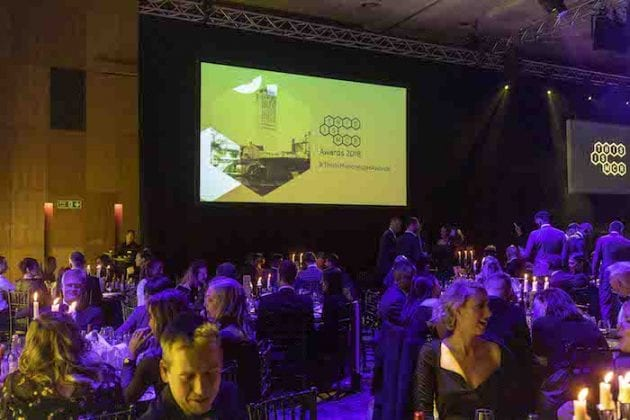 First ever This Is Manchester Awards celebrated the city's creativity and community spirit I Love Manchester
