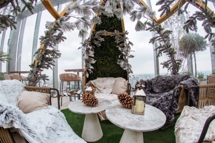 Festive teepees and igloo bars to find in Manchester this Christmas I Love Manchester