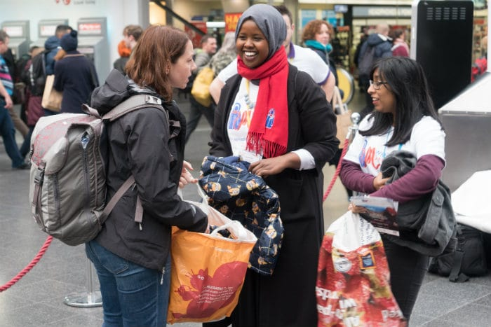 Wrap Up Manchester: the charity collecting spare winter coats for those in need I Love Manchester