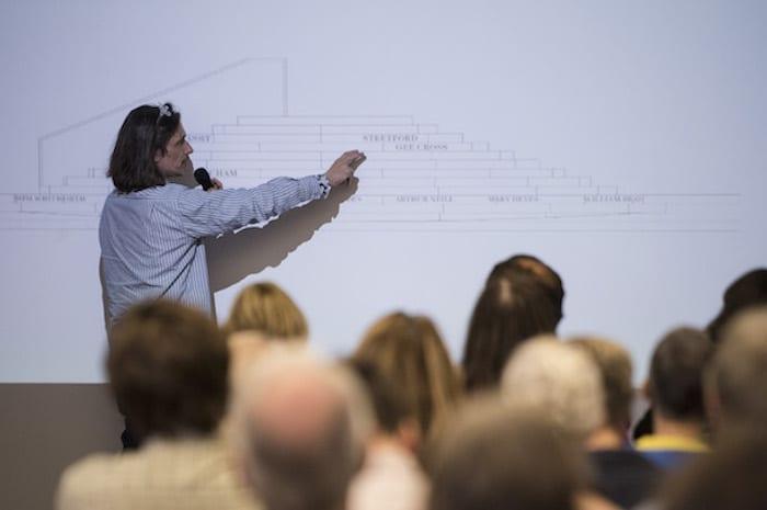 Peterloo Massacre memorial: artist Jeremy Deller unveils design I Love Manchester