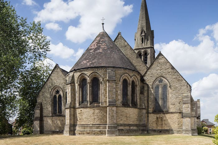 Historic church where Mrs Pankhurst was married at risk because of roof damage