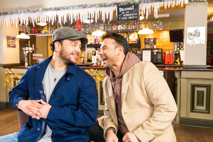Ryan and Adam Thomas front campaign to host 100 Christmas lunches for 2000 vulnerable people I Love Manchester