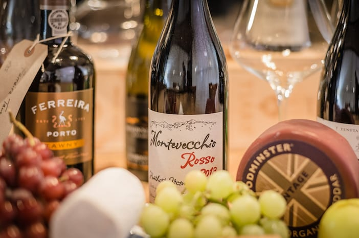 Calling all cheese and wine fans: don't miss this sommelier-led tasting at King Street Townhouse I Love Manchester