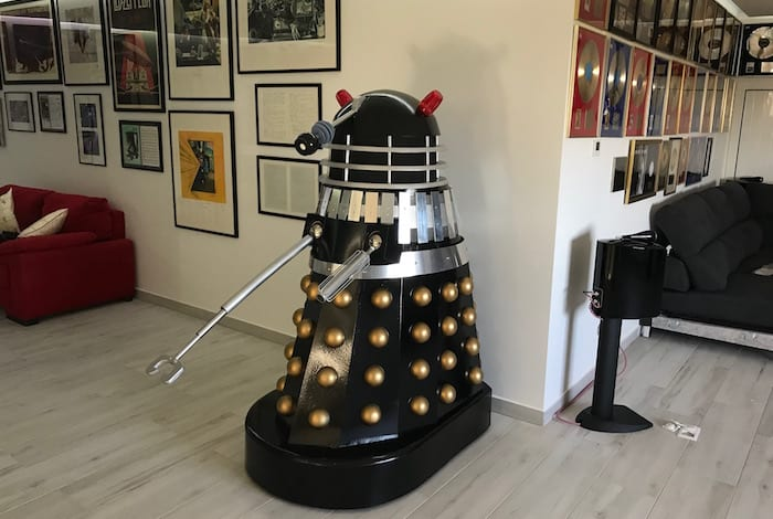 Meet the Salford company you can trust to send anything anywhere - even life-size Daleks I Love Manchester