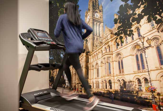 Running and fitness store realbuzz Manchester opens in St Ann's Square I Love Manchester