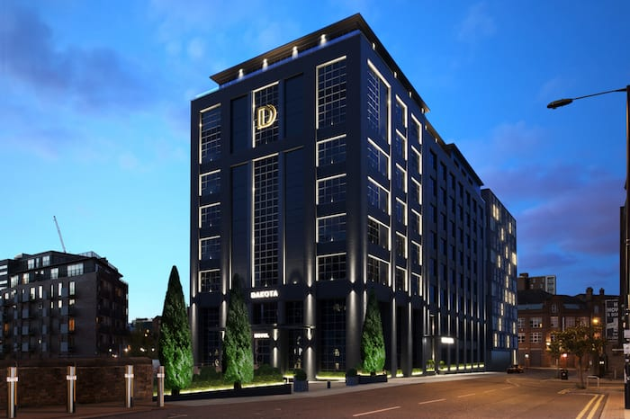 A new luxury boutique hotel is coming to Manchester - with a champagne room and cigar terrace I Love Manchester