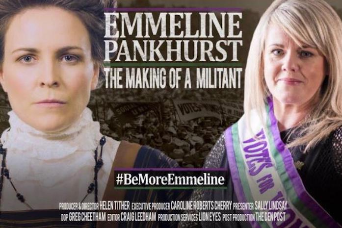 Emmeline Pankhurst documentary sent to ALL Manchester high schools after suffragette statue unveiled I Love Manchester