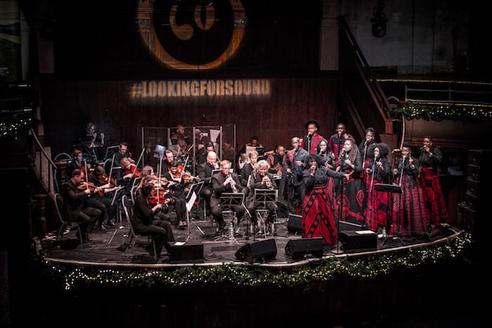 Christmas classics with a gospel twist - tickets going fast for Manchester Camerata's Festive Happening at the Albert Hall I Love Manchester