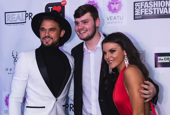 Watch: Corrie stars duet and Faye Brookes sings with boyfriend Gareth Gates at Christmas Extravaganza I Love Manchester