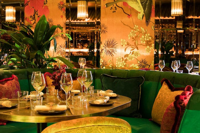The Ivy has brought an exclusive new Asian restaurant to Manchester - what's it like? I Love Manchester