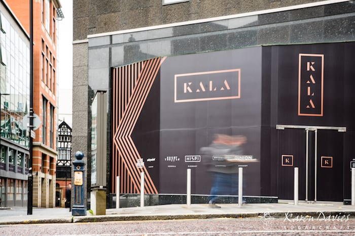 Gary Usher's Manchester restaurant Kala becomes the fastest funded restaurant project in the world I Love Manchester