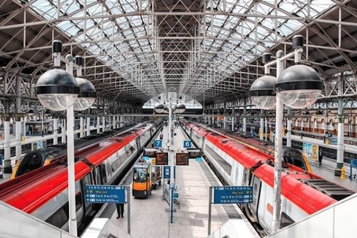 Toilet charges at Manchester Piccadilly SCRAPPED - just in time for Christmas I Love Manchester