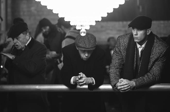 Peaky Blinders themed bar confirms Manchester launch date I Love Manchester