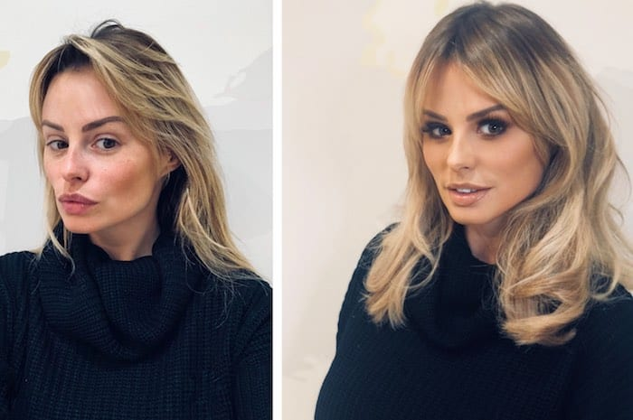Manchester's blow-dry and make-up bars tried and tested - where to get party ready this Christmas I Love Manchester