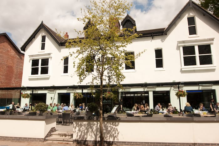 Albert's Didsbury restaurant reveals major refurbishment plans for new year I Love Manchester