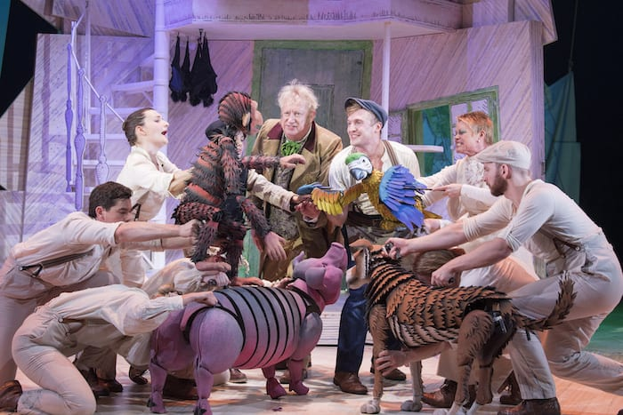 Review: Doctor Dolittle The Musical at The Lowry I Love Manchester
