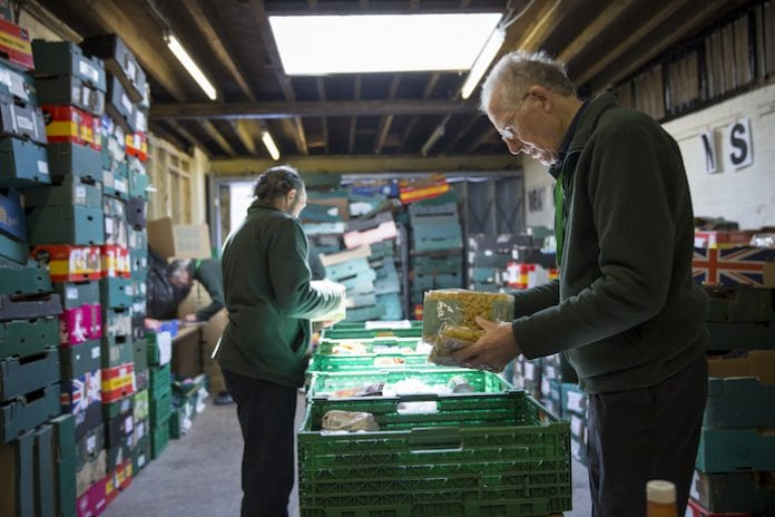 How To Find The Nearest Food Bank To You This Christmas