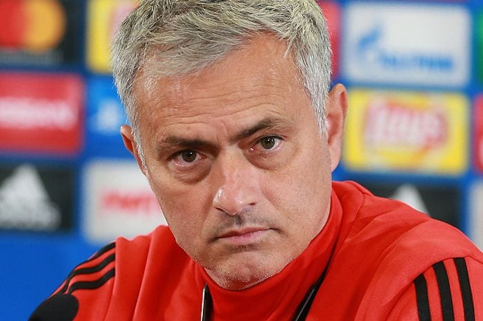 Jose Mourinho: it's not a question of if he will be sacked, but when I Love Manchester