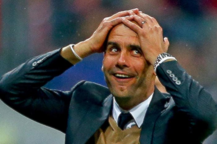 Don't blame Guardiola for Man City's defensive frailties