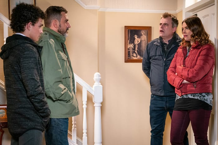 Corrie spoilers: Amy Barlow is pregnant but who's the daddy? I Love Manchester