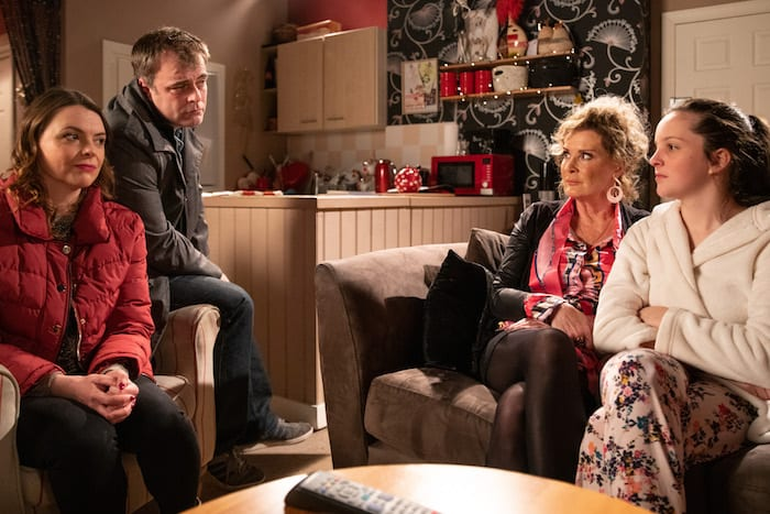 Corrie spoilers: Peter Barlow's new love triangle, Seb spills the beans and more baby drama in the week ahead I Love Manchester