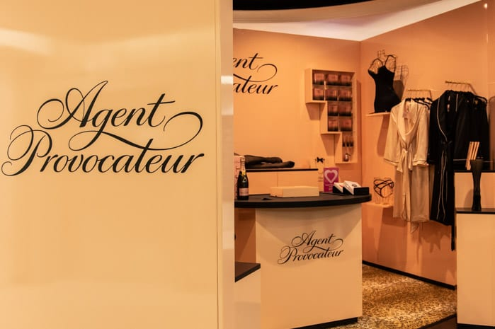 Agent Provocateur launches store exclusively in Kendals - just in time for Valentine's Day I Love Manchester