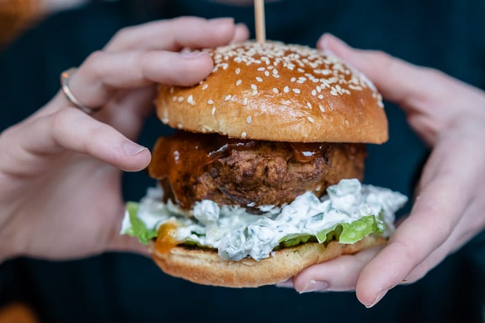 Enjoy cheeseburger fries, handmade burgers and pizzas for a fraction of the price at Foundry Project this month I Love Manchester