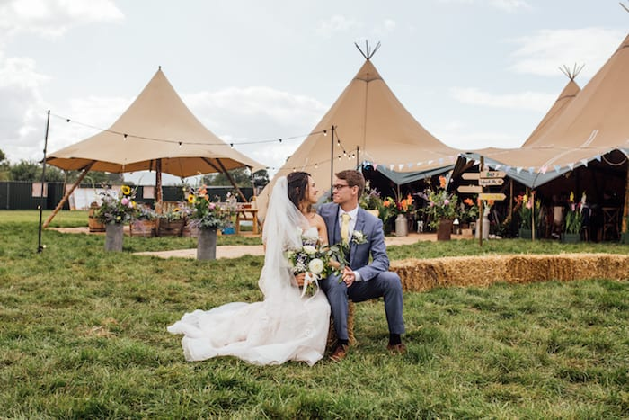Florence Fox Photography Boho Wedding